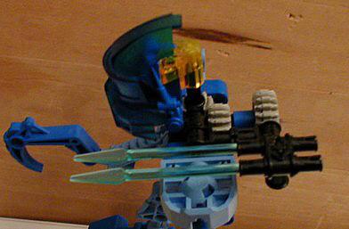 GALI Spear-gun