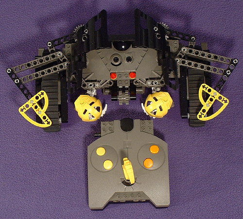 Top View & Controller