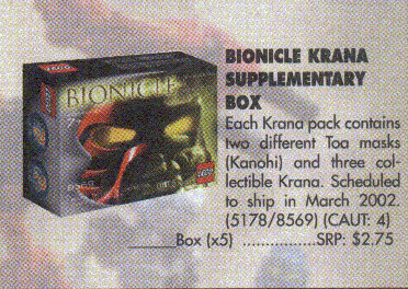 KRANA Pack Ad Scan