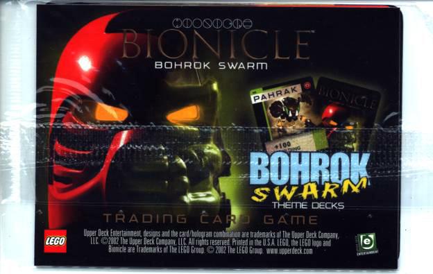 BOHROK SWARM Promo Back