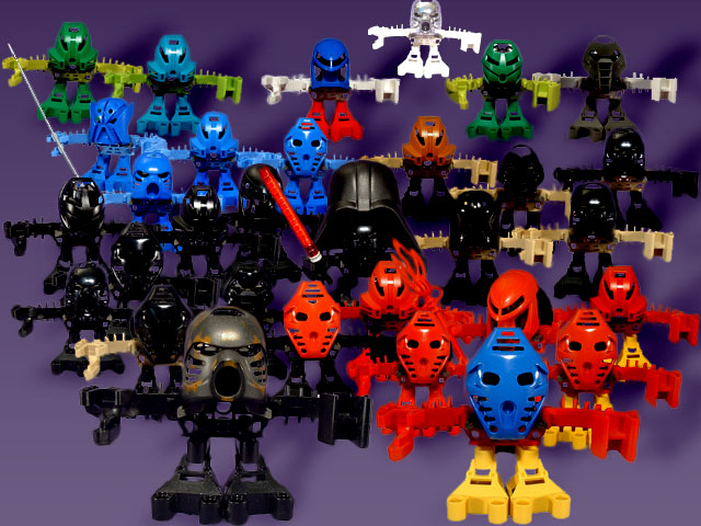 Matoran Month Group Photo