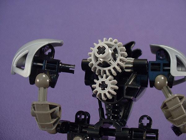Posing Mechanism