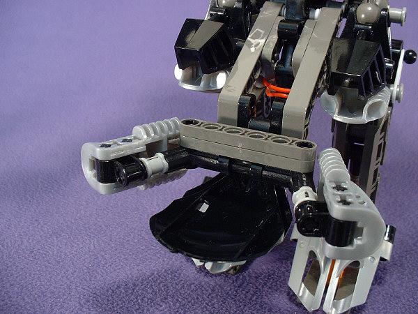 Upper Armor Mod