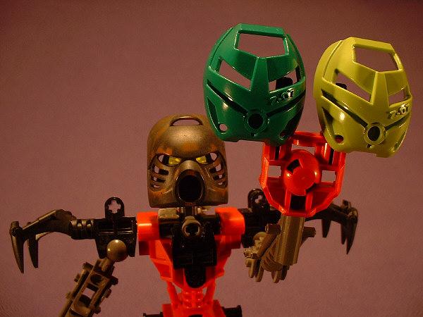 EVIL TAHU's New Toys