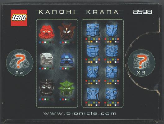 8598 KANOHI NUVA Box Back