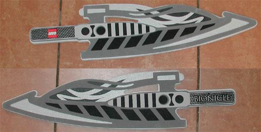 TAHU NUVA Foam Sword