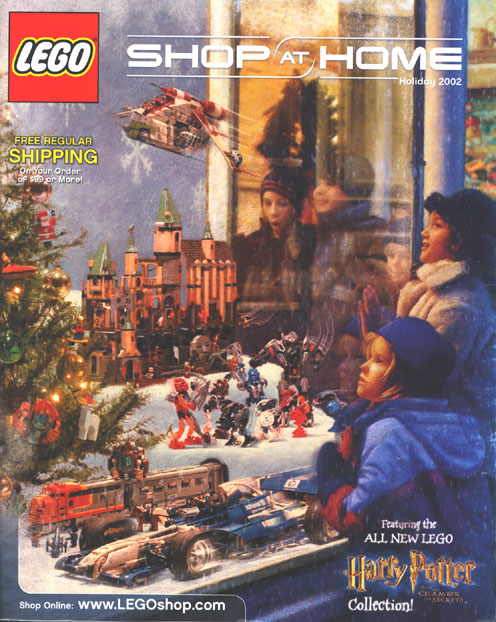 Holiday 2002 S@H Catalog
