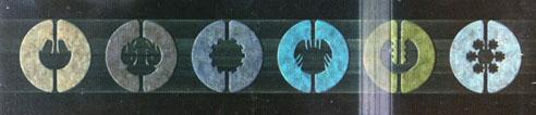 BOHROK KAL Symbols