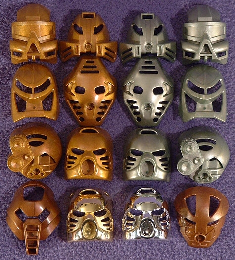 Full Metallic KANOHI Set