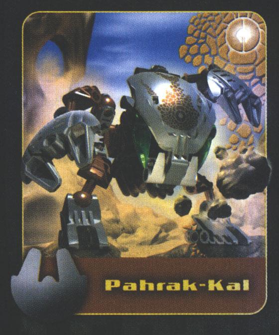 PAHRAK-KAL