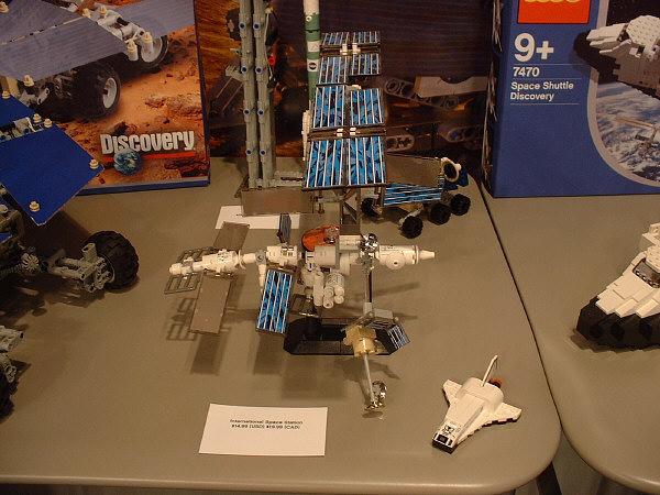 ISS Undocked