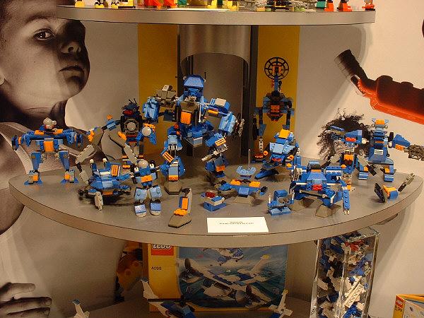 Bigger Robots