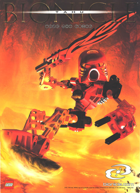 2001 CGI TAHU Poster