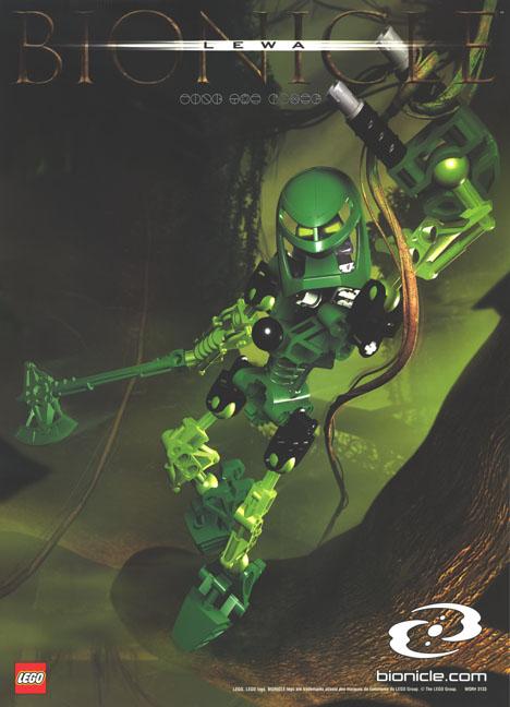 2001 CGI LEWA Poster