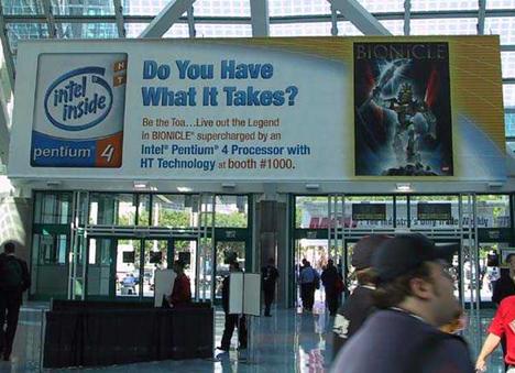 E3 Intel TOA NUVA Banner