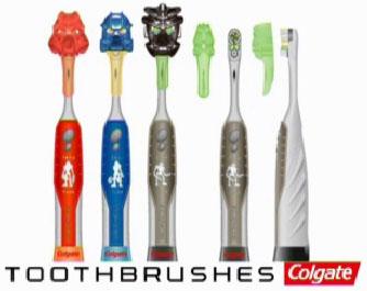 TOA NUVA Toothbrushes