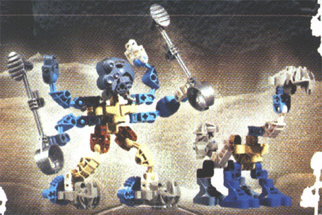MATORAN Combiners