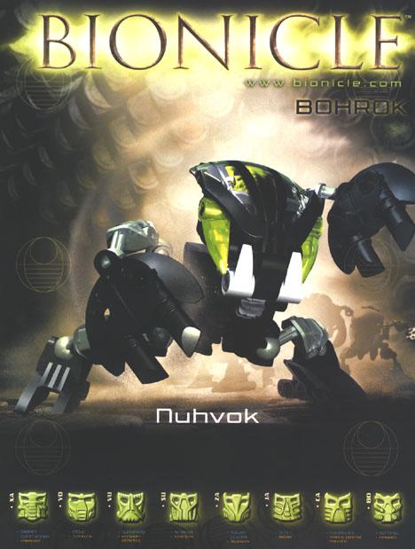 NUHVOK Mini Poster