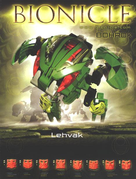 LEHVAK Mini Poster