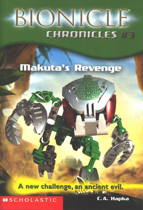 MAKUTA's Revenge Cover