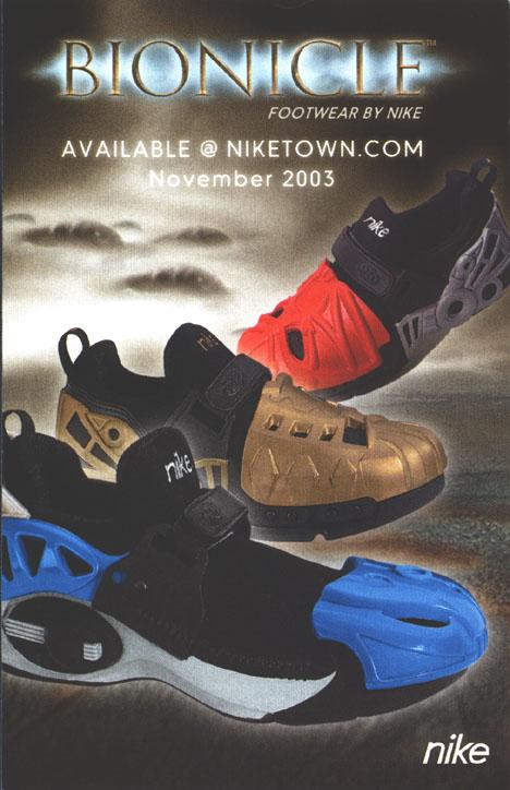 MoL Nike Shoe Ad