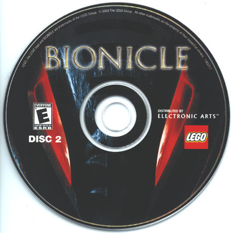 <I>BIONICLE</I> Disc 2