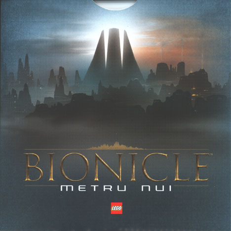 METRU NUI CD Slipcase