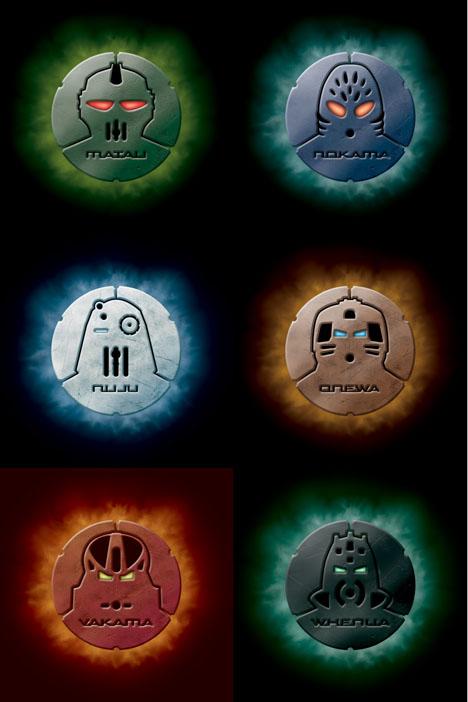 TOA METRU Icons