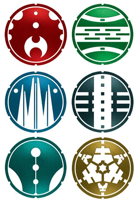 METRU NUI Metru Icons