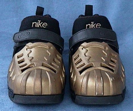 Shoe Front