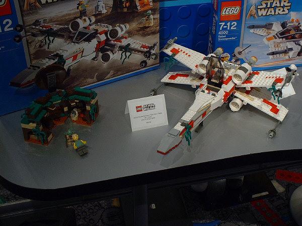 Dagobah X-Wing