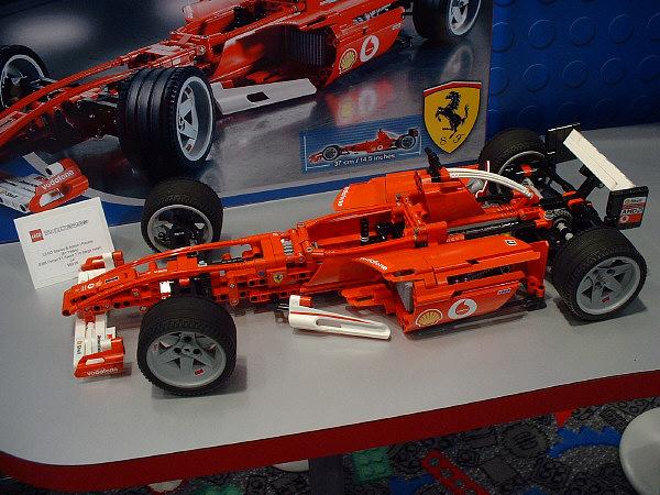Ferrari F1 1:10 Racer