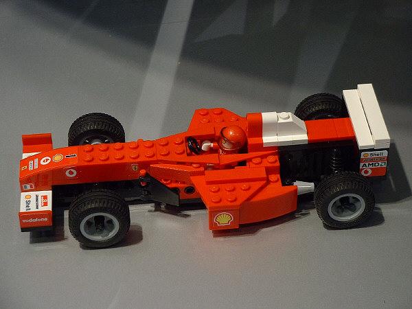 Ferrari F1 1:24 Racer