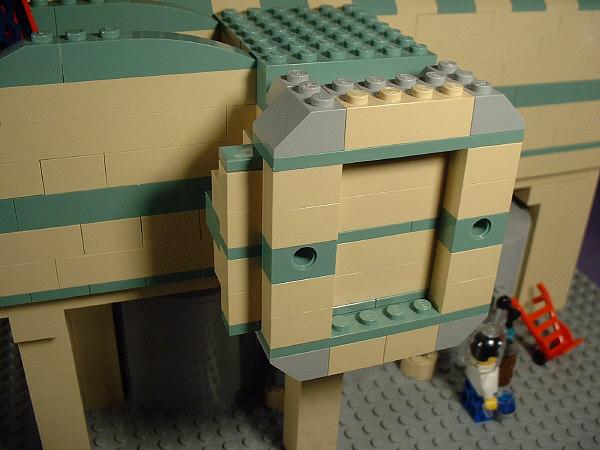 Airlock Closed