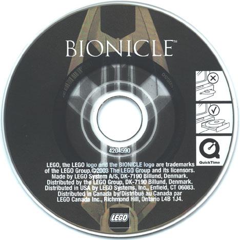PANRAHK Mini CD-ROM