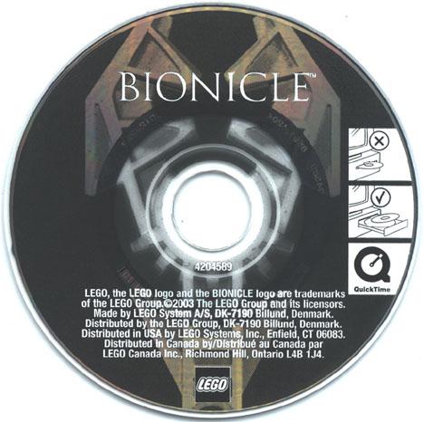 VORAHK Mini CD-ROM