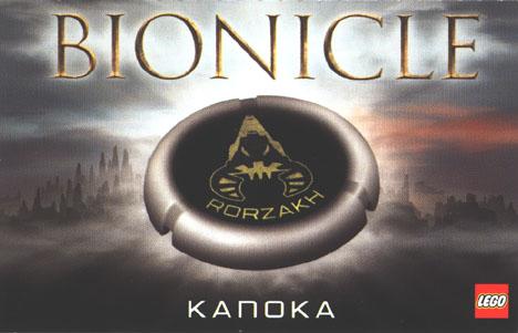 KANOKA Card Front