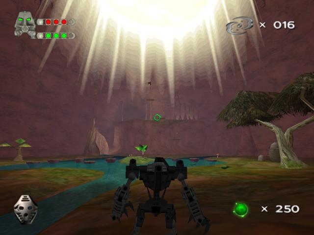 ONUA's Underground Island