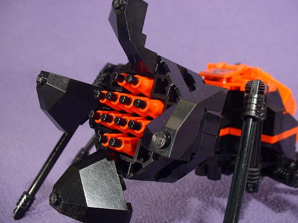 Missile Pod Open