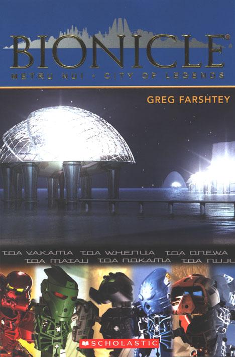 Metru Nui Guide Front