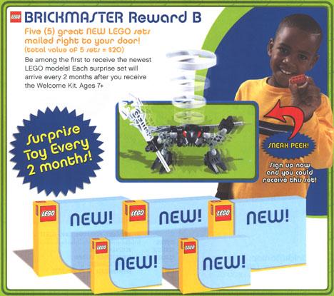 BIONICLE® BrickMaster