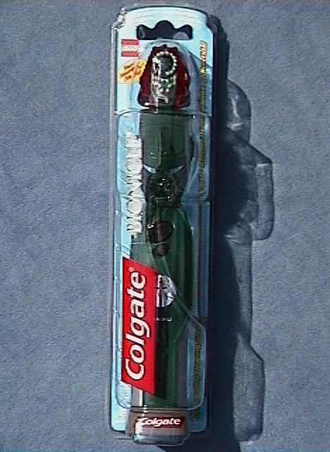 TOA MATAU Toothbrush