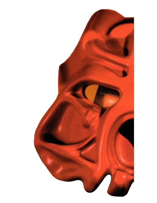 TAHU NUVA mask - left