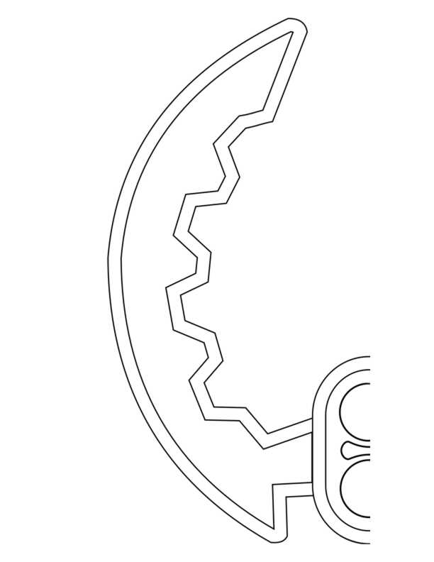 POHATU NUVA tool - left