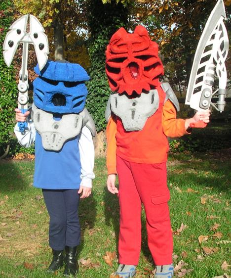 Laura's TOA NUVA Costumes