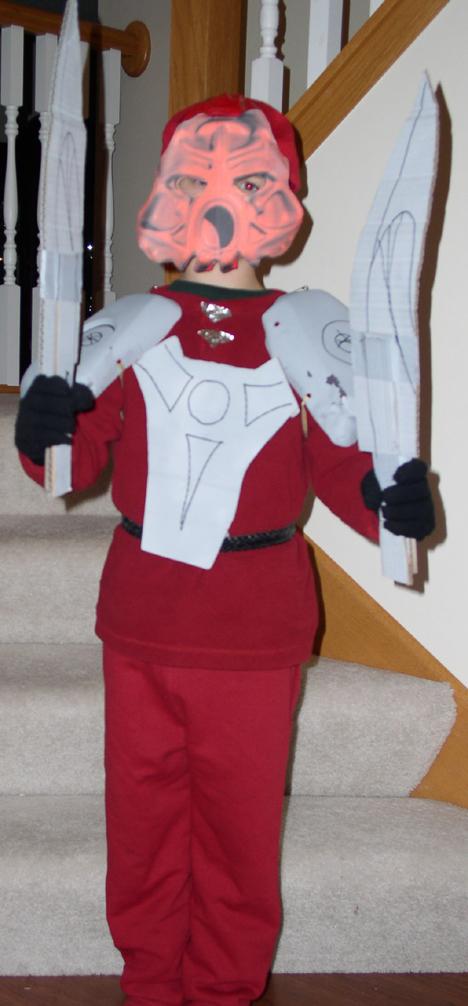 Diane's TAHU NUVA Costume
