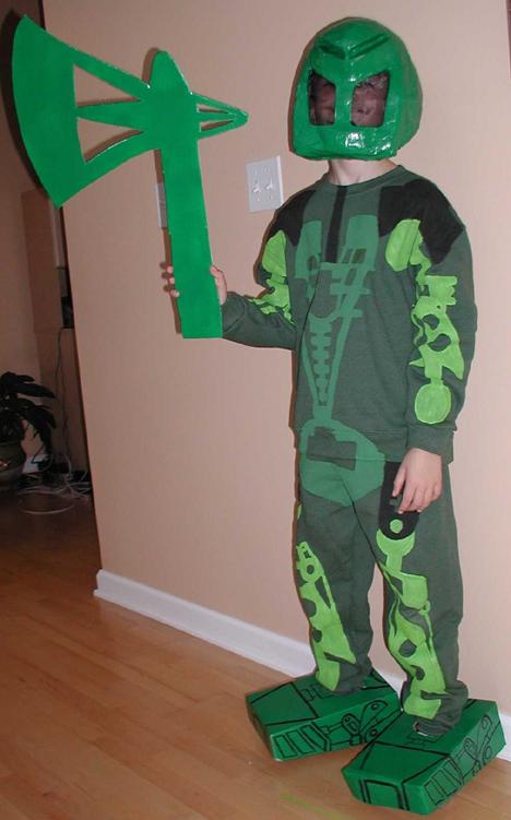 TOA LEWA Costume
