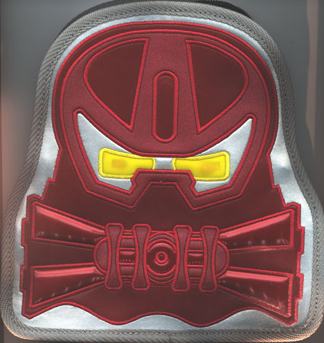 Metru Nui Pencil Case