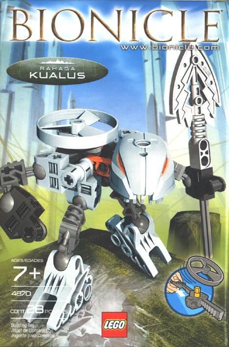 KUALUS Box Front