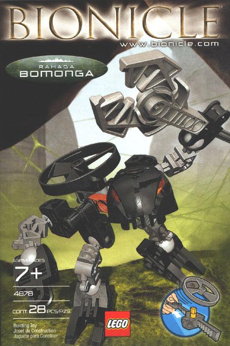BOMONGA Box Front